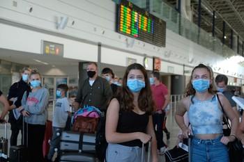 El turismo internacional se desploma un 70% hasta agosto