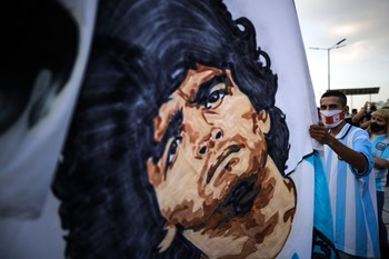 De Calamaro a Sabina, 10 canciones inspiradas en Maradona