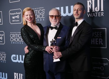 'Succession' triunfa en los Critics' Choice Awards 2020