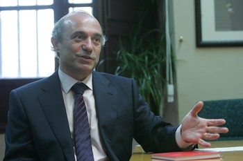 Pedro Antonio Morejón, director territorial del ICEX.