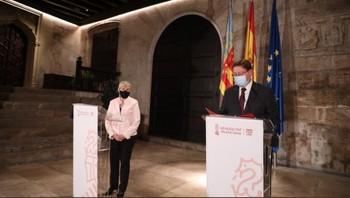 Valencia implantará el toque de queda hasta el 9 de diciembre