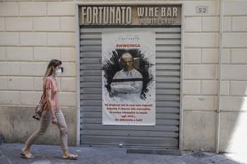Italia confirma 78 fallecimientos en el último día