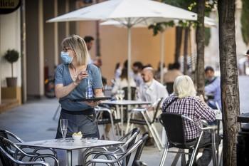 Las empresas recuperan al 60% de los empleados en ERTE