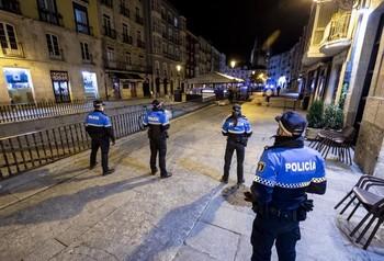 La Policía disolvió 9 fiestas en pisos el fin de semana