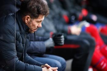 El Atlético más incierto del 'cholo'