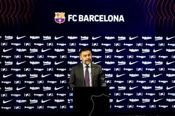 Bartomeu dimite como presidente del Barcelona