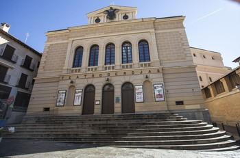 El Arcipreste de Hita y Cervantes, en el Teatro de Rojas