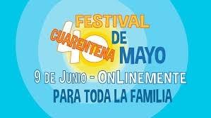 Estarivel celebrará online su Festival 40 de mayo