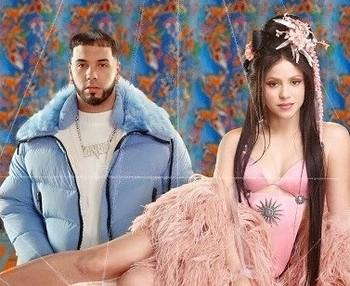 Shakira estrena 'pelazo' y 'temazo' de la mano de Anuel AA