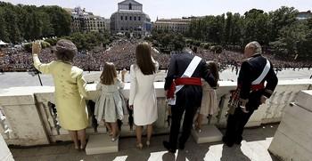 ¿Es España monárquica?