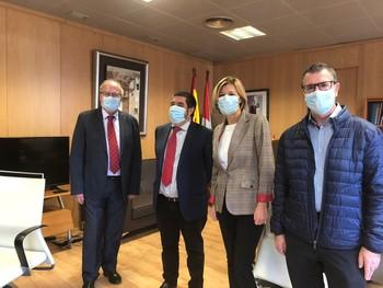 Nuevos directores de Atención Hospitalaria y Primaria