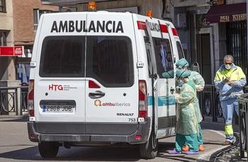 El cuadro de un paciente de Covid es similar al de una gripe