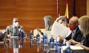 PSOE y Cs vuelven a tumbar la comisión sobre el Covid al PP