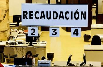El descenso de recaudación en Castilla y León alcanzó el 2,5%, mientras que en España creció un 2% en 2019.