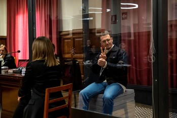 Igor 'El Ruso' admite que disparó a dos personas en Albalate