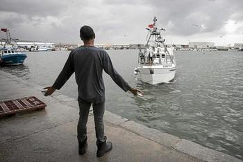 Desaparece cerca de Marruecos un pesquero gaditano