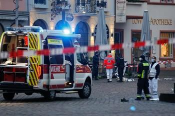 Al menos dos muertos en Alemania tras un atropello múltiple