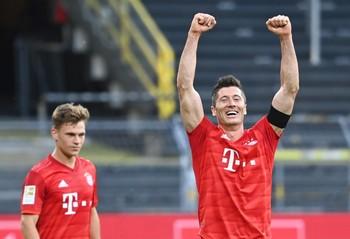 El Bayern ata media Bundesliga