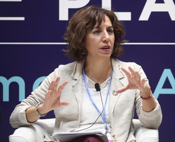 Irene Lozano será la nueva secretaria de Estado para el Depo