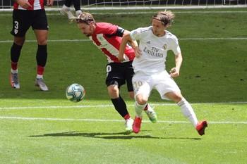 Ramos da media Liga en San Mamés
