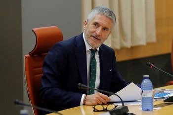 La Fiscalía del Supremo se opone a investigar a Marlaska