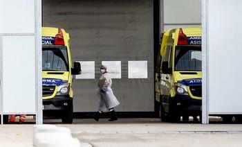 Un infectado por cada 100 habitantes en la ciudad de Burgos