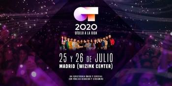 La gira de OT 2020 comenzará en Madrid a finales de julio