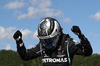 Bottas, primer líder del Mundial tras ganar en Austria
