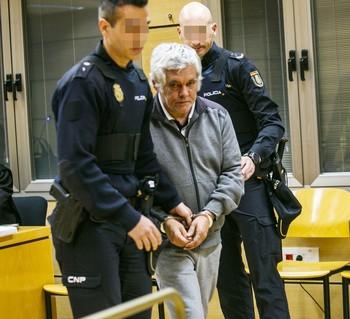 El TS ratifica 40 años de cárcel para el pintor de Daimiel