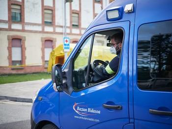 Navarra registra tres contagios más y un nuevo ingreso