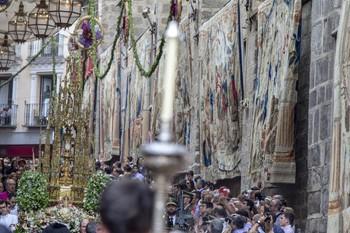 El jueves del Corpus se confirma como fiesta regional