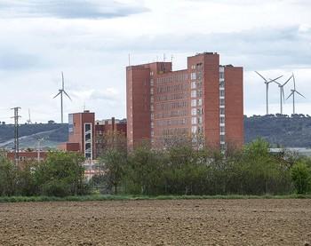 Imagen de archivo del hospital Río Carrión.