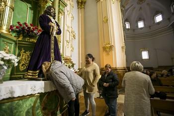 Jesús de Medinaceli celebra el 6 de marzo su solemne besapié