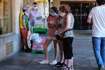 CyL notifica 16 nuevos casos y un fallecido en Salamanca