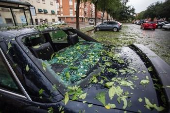 Ciudad Real solicita ser declarada zona catastrófica