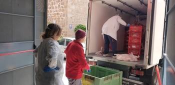 La hostelería sigue ayudando a Talavera a través de Cáritas