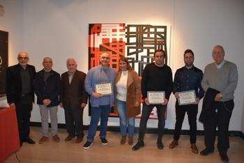 Ramón Martín gana el 37 Premio Nacional de Pintura Ginestal