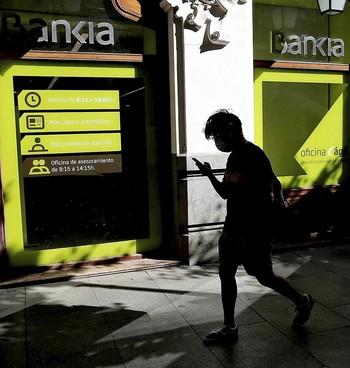 La última etapa de Bankia ha estado marcada por la profesionalización de la gestión.