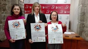 Ocho agrupaciones participan en la II Feria de ONG de Ávila