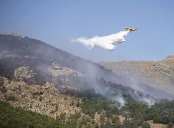 Ávila sufre 1.778 fuegos en la última década