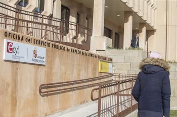 El paro se hunde un 7% en Ávila, en el peor mes desde 2011