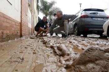 El Gobierno cifra en 71 millones los daños del 'Gloria'