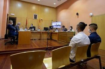Visto para sentencia el juicio a los acusados del atropello