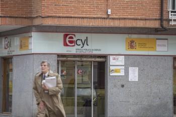 Oficina de empleo de Castilla y León.