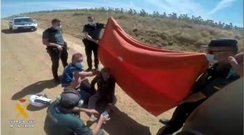 La Guardia Civil localiza a una persona desaparecida