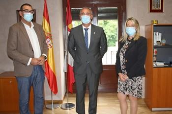 Ana Isabel Fuente, nueva secretaria territorial en Segovia