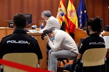 Lanza, condenado a 20 años por el 'crimen de los tirantes'