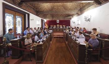 La Diputación pide participación local en los fondos UE