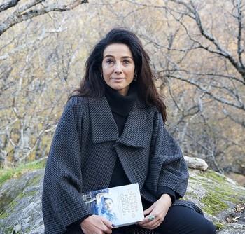 La escritora madrileña también es abogada.