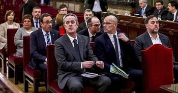 La mayor parte de los líderes del desafío independentista están en la cárcel desde hace casi tres años.
